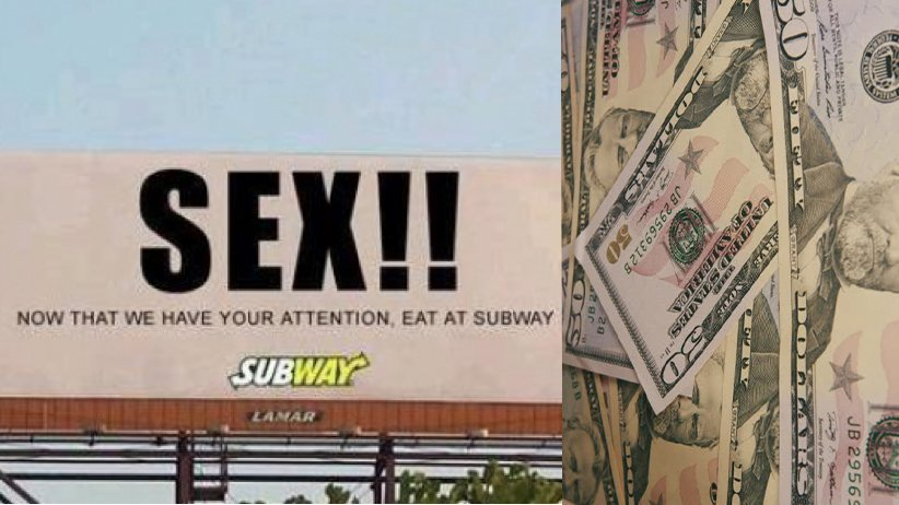 subway marketing